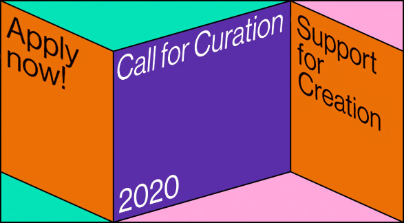 "The call for projects to produce artwork forms part of the ""la Caixa"" Foundation's programme to support emerging curators."