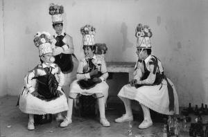 The Repose of the Dancers. Belinchón