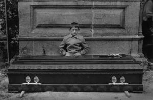 The Child in the Coffin. Ribarteme